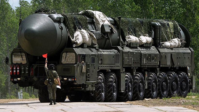 Arman con misiles Yars a tres unidades de tropas estratégicas de Rusia