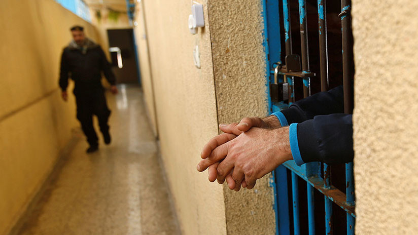 """Ministro israelí: """"No permitiré a los presos de Hamás que vean los partidos del Mundial"""""""