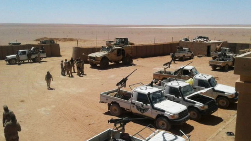Surgen organizaciones vinculadas al EI en una región siria controlada por EE.UU.