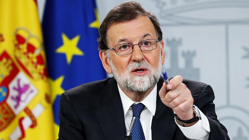 España: la moción de censura contra Rajoy se debatirá este jueves y viernes