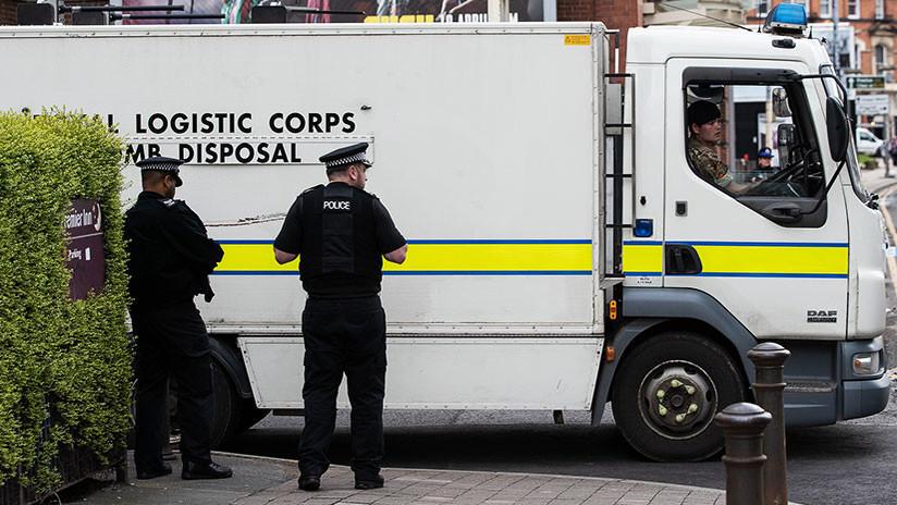 Reino Unido: Un coche atropella peatones en Manchester