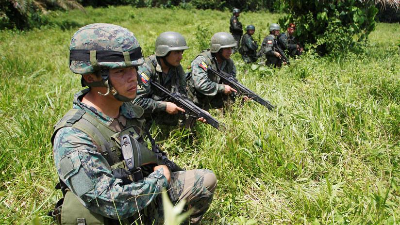 Ecuador: 48 detenidos vinculados al guerrillero alias 'Guacho'