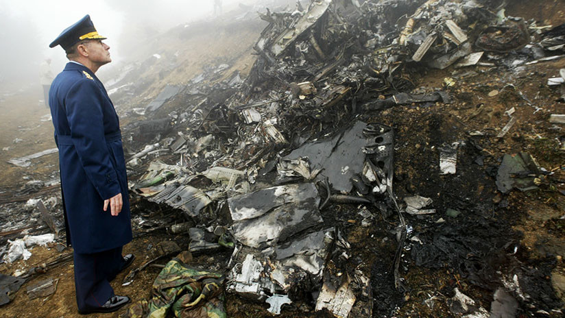 Encuentran una pierna de una víctima española del accidente del Yak-42 en un cementerio de Turquía