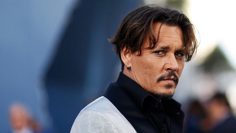 Johnny Depp confiesa qué le atrae más de las rusas