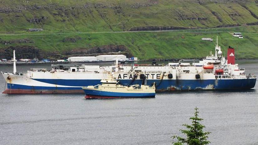 Perú: Impiden zarpe del buque factoría más grande del mundo por daños ambientales y deuda millonaria
