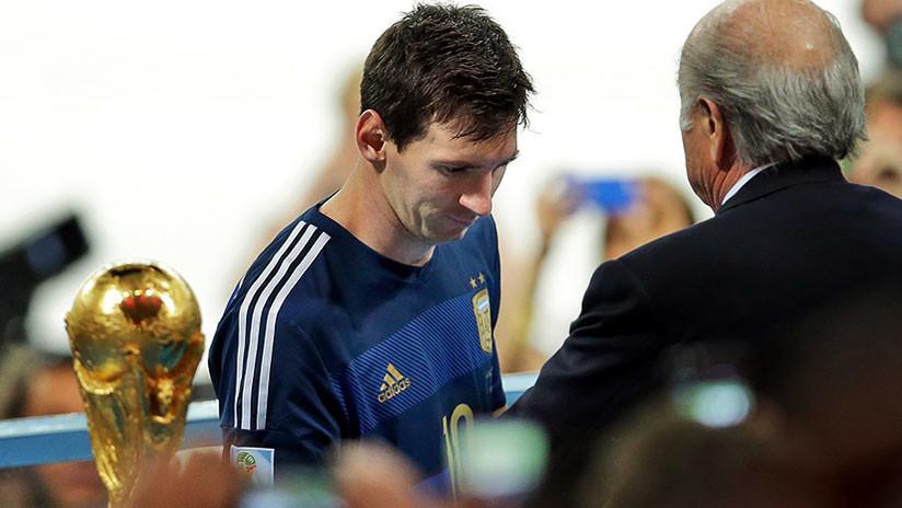 Messi cree que Argentina no es favorita para el Mundial de Rusia