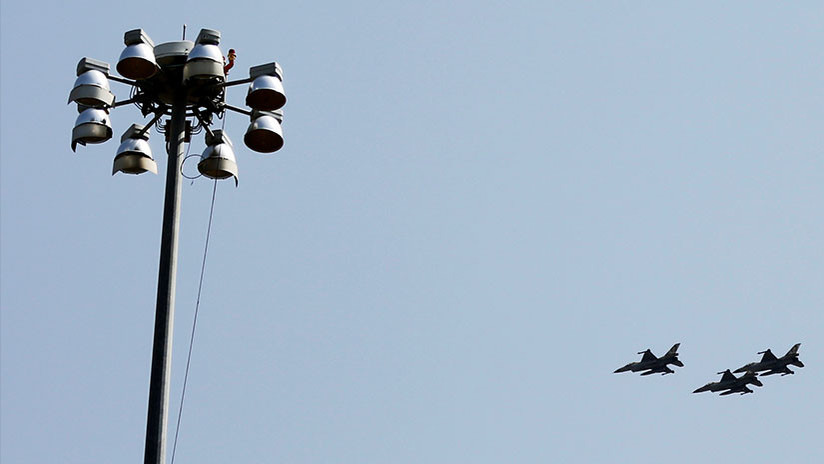 Israel: Suenan sirenas por amenaza de proyectil al sur del país