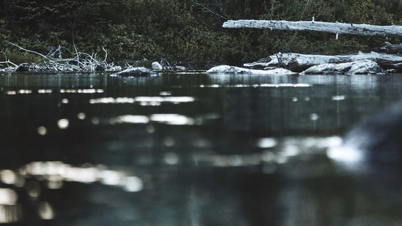 FOTO: Un lago de Australia reaparece y deja boquiabiertos a sus visitantes