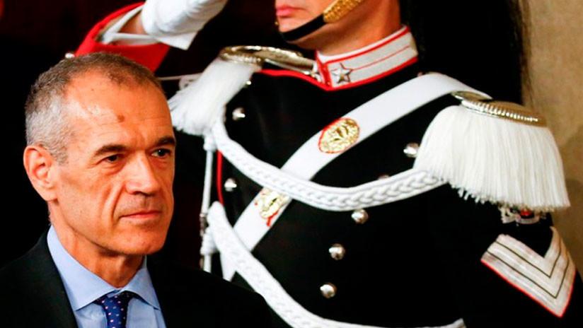"""Exconsejero de Trump: Lo que ocurre en Italia es """"repugnante"""", """"fascista y antidemocrático"""""""