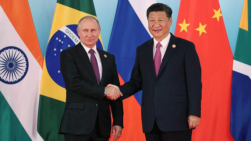 China: El hábil liderazgo de Putin garantizará el fortalecimiento de la prosperidad de Rusia
