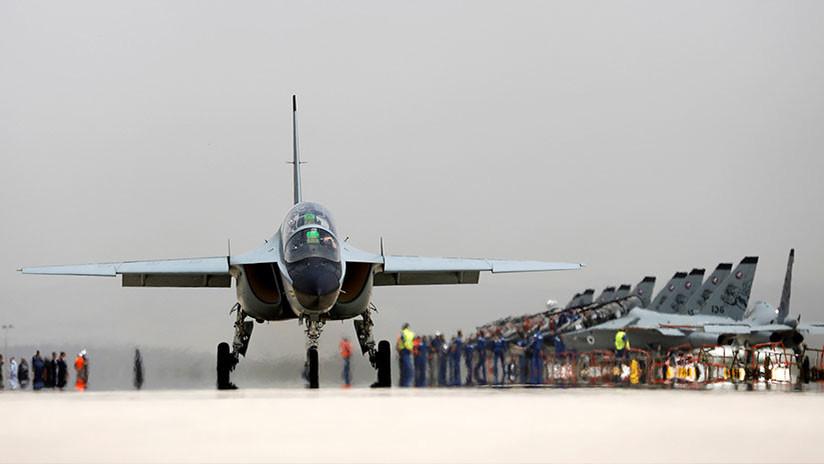 Aviones de Israel atacan bases militares de Gaza en respuesta a un ataque con morteros