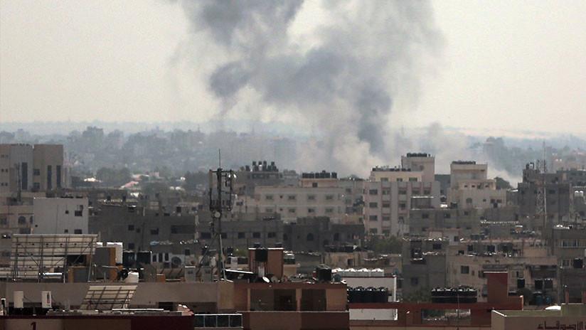 """""""Ataques más potentes en 4 años"""": Israel lanza una ofensiva masiva contra Gaza"""
