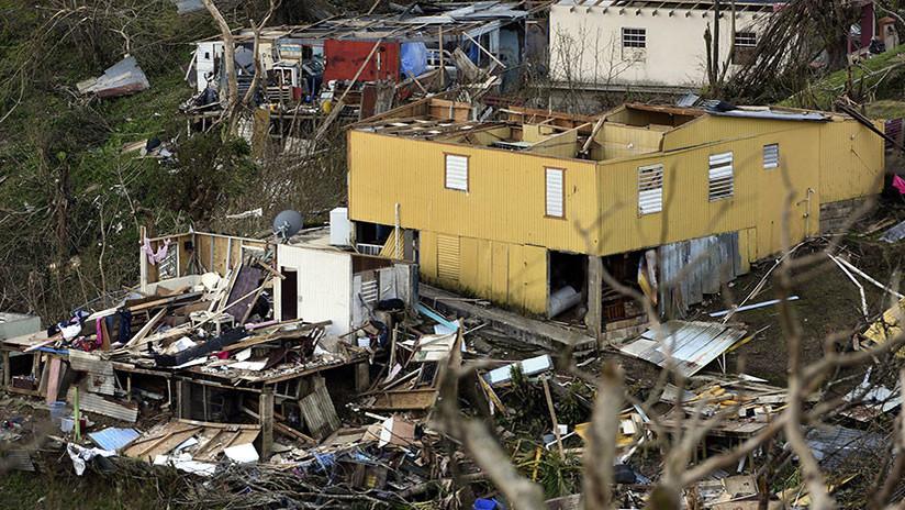 Más de 4.600 muertos: Estiman que el huracán María dejó 70 veces más víctimas en Puerto Rico
