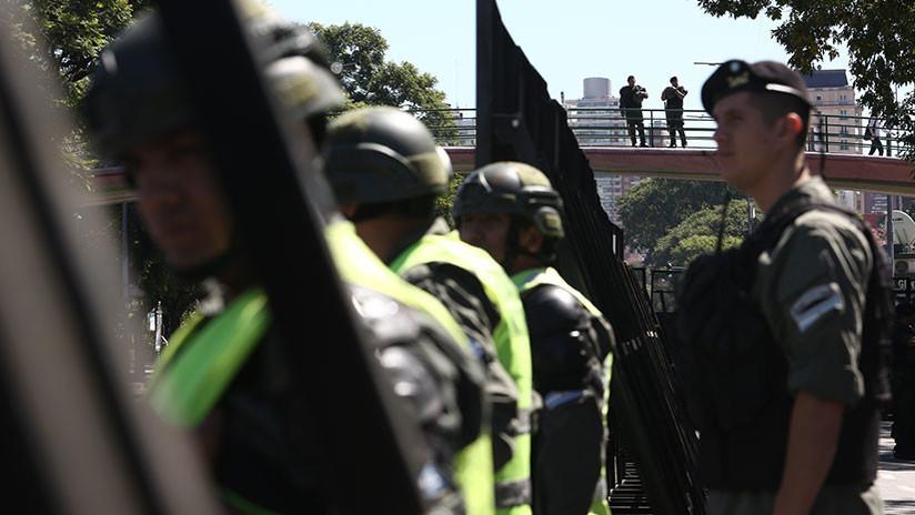 Macri pidió a las Fuerzas Armadas que colaboren con la seguridad interior