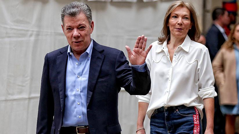 """Santos asegura que el ingreso de Colombia a la OTAN """"no tiene fines bélicos"""""""