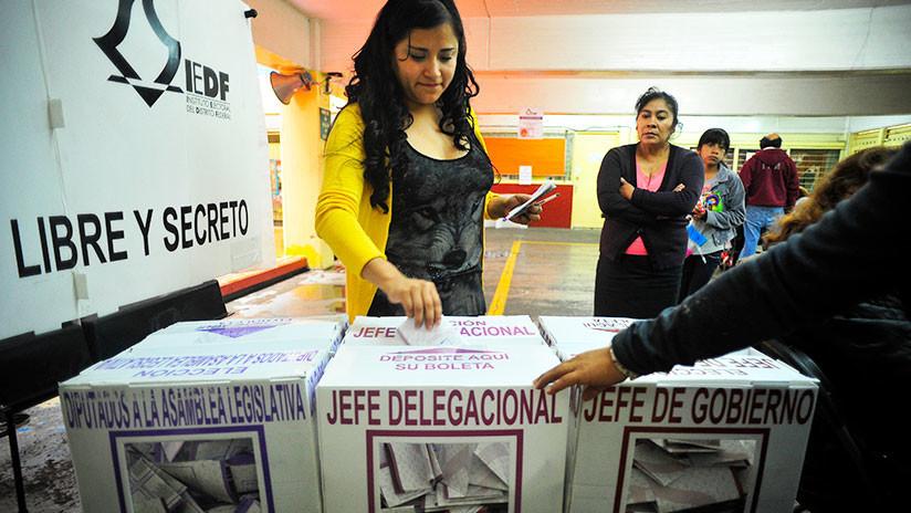 """El """"gran engaño"""" de las campañas electorales en México: partidos gastan 15 veces más de lo permitido"""