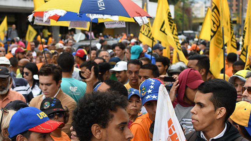 """Equipo designado por la OEA pide investigar """"crímenes de lesa humanidad"""" en Venezuela"""