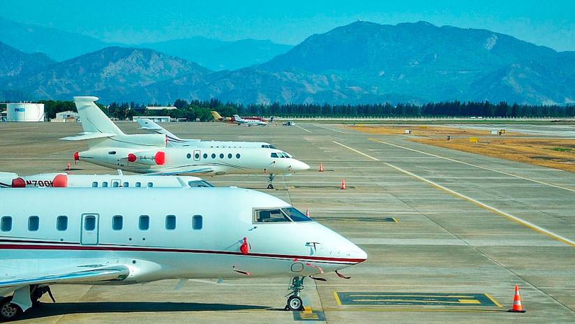 Un pasajero británico muere al caer de un avión a la pista de un aeropuerto de Turquía