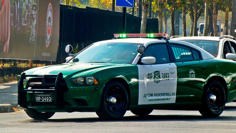 Chile: Roban el auto a un oficial de Carabineros e intentan sustraer el de un ministro