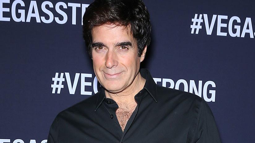 Determinan que David Copperfield no es responsable de las lesiones que sufrió un espectador