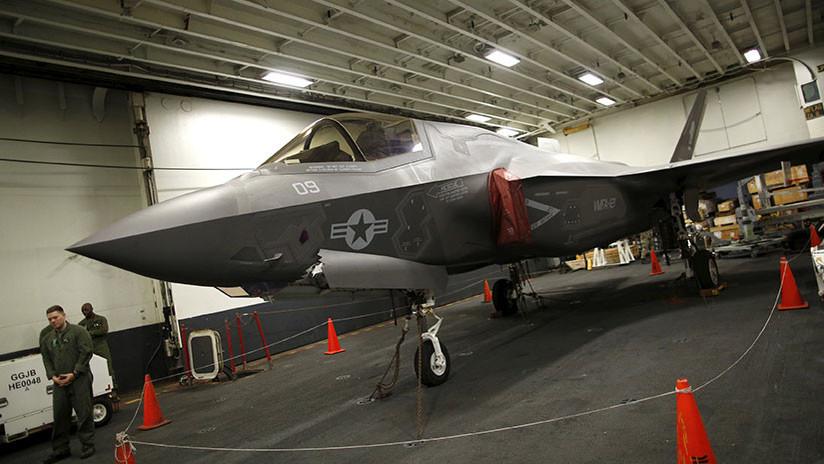 Turquía comprará aviones de combate rusos si EE.UU. no le vende los F-35