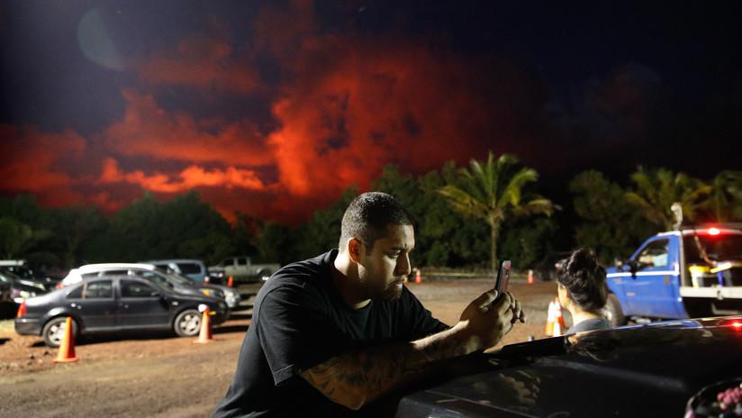 No es una película de terror: El volcán Kilauea expulsa más lava que devora todo a su paso (VIDEOS)