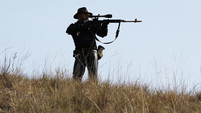 Búfalo mata a un cazador que acababa de matar a un miembro de su manada (FOTOS)