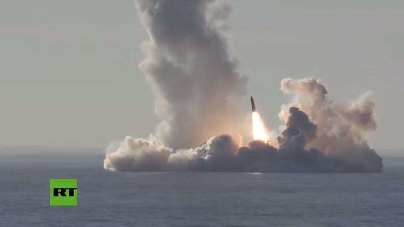 Submarino Yuri Dolgoruki en acción: ¿Qué significan sus mortíferas ráfagas para Rusia y EE.UU.?