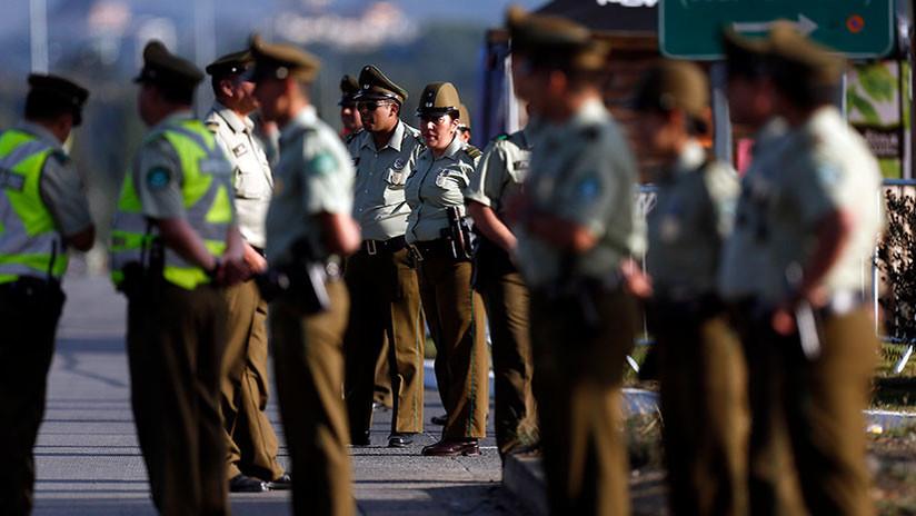 Chile: Roban auto al asistente del jefe de Carabineros y en horas intentan robar el de un ministro