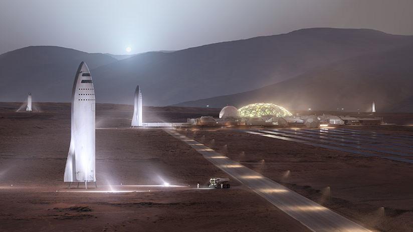 Ni sexo, ni hijos: el sacrificio que tendrán que hacer los primeros colonos de Marte
