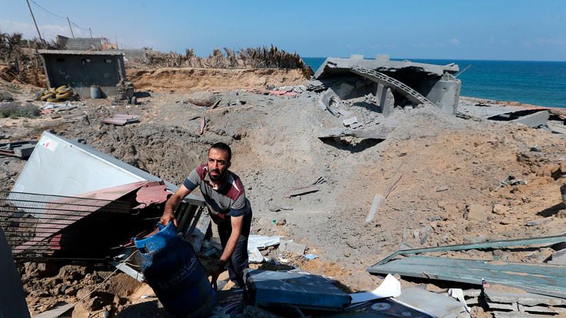 """Rusia: """"La comunidad internacional no tiene derecho a abandonar Palestina"""""""
