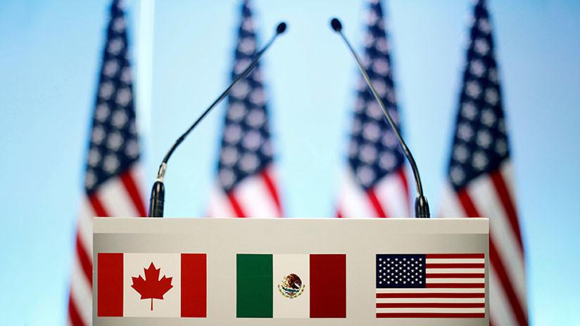 Medios: EE.UU., México y Canadá llegan a acuerdo sobre el TLCAN pero Trump se niega a firmarlo