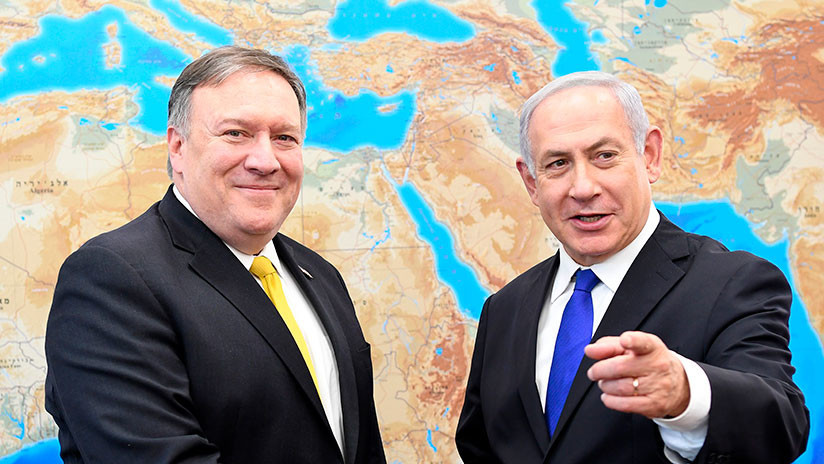 Reporte: Netanyahu y Pompeo dialogaron sobre un nuevo acuerdo de seguridad en el sur de Siria