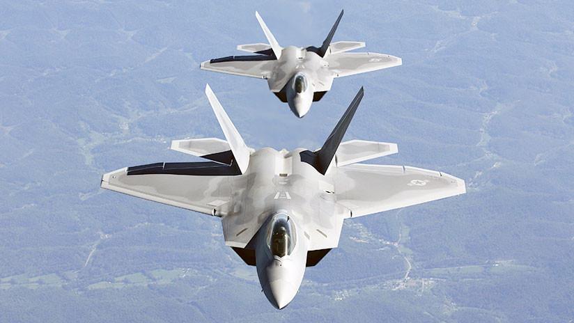 EE.UU. empieza a desplegar sus cazas F-22 en Japón de cara a la cumbre entre Trump y Kim Jong-un