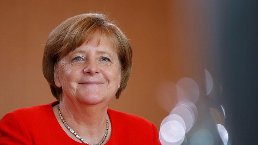Tras el triunfo de Trump, Merkel le dijo a Obama que se sentía obligada a postularse nuevamente