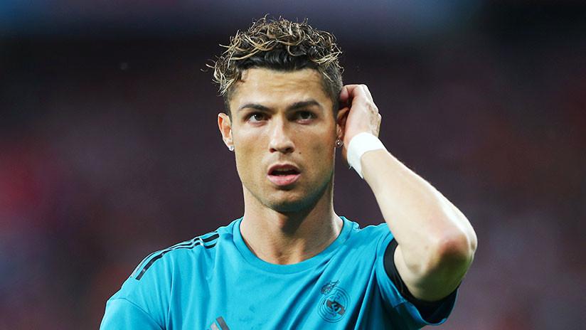 Ronaldo deberá elegir entre una multa millonaria o ir preso