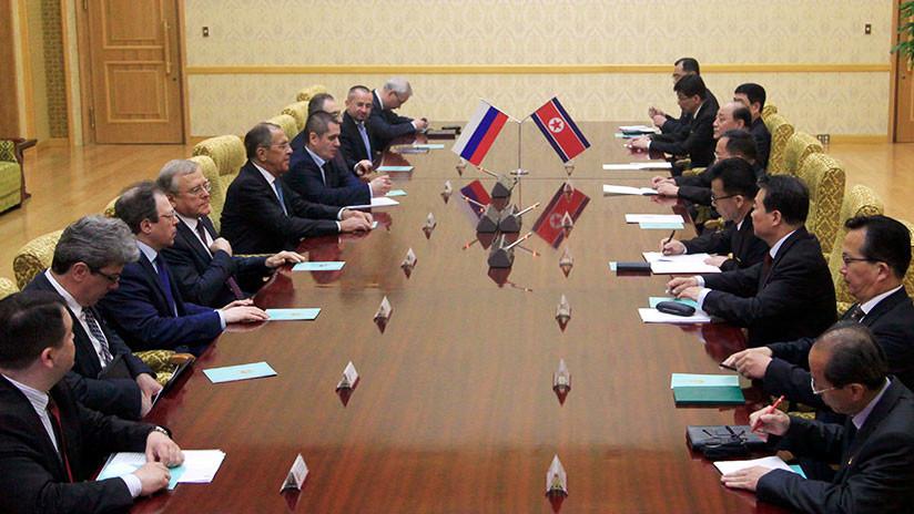 """""""Los acuerdos alcanzados en Pionyang reflejan la disposición de Putin y Kim a reforzar los lazos"""""""