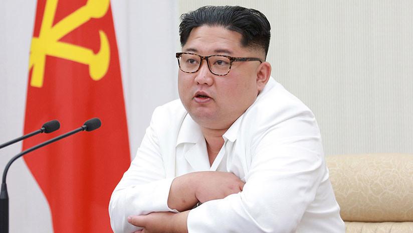 """Kim Jong-un: """"Estamos dispuestos a profundizar la cooperación con Rusia"""""""