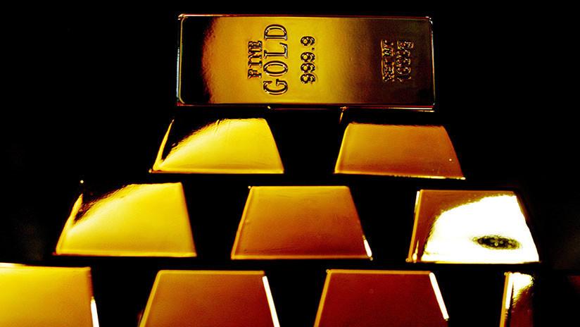 Rusia supera a China y se convierte en líder mundial en crecimiento de reservas de oro