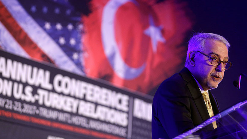 El embajador turco en EE.UU. regresa a Washington tras salir por la disputa de Jerusalén
