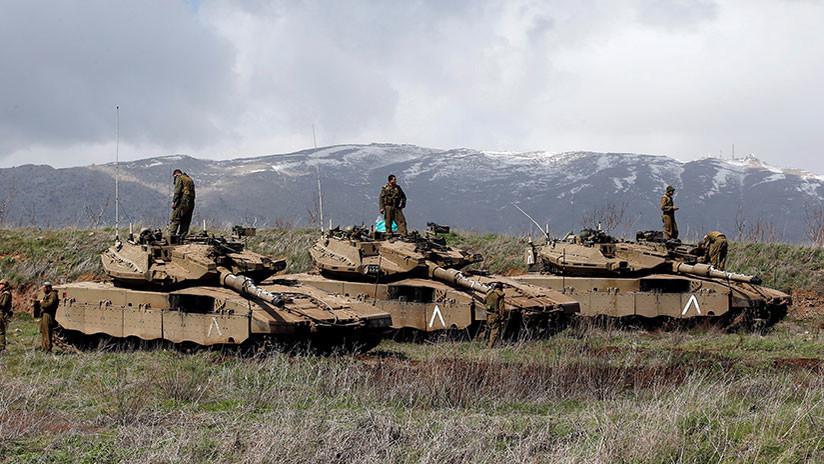"""Assad a RT: """"Israel está en pánico por perder a sus 'queridos' Frente al Nusra y EI en Siria"""""""