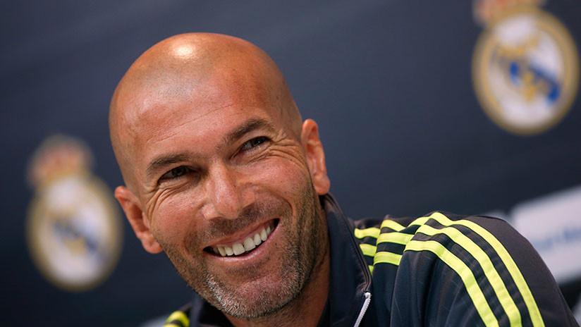 Zinedine Zidane sai do Real Madrid