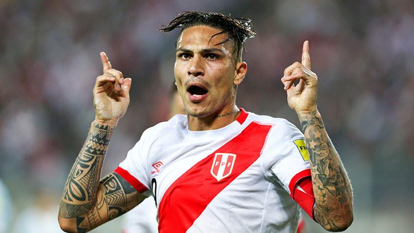 Buenas noticias para Perú: Paolo Guerrero podrá jugar el Mundial de Rusia
