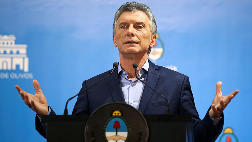 Argentina: Macri veta la ley de emergencia tarifaria
