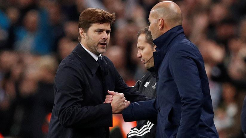 ¿Quien será el próximo entrenador del Real Madrid?