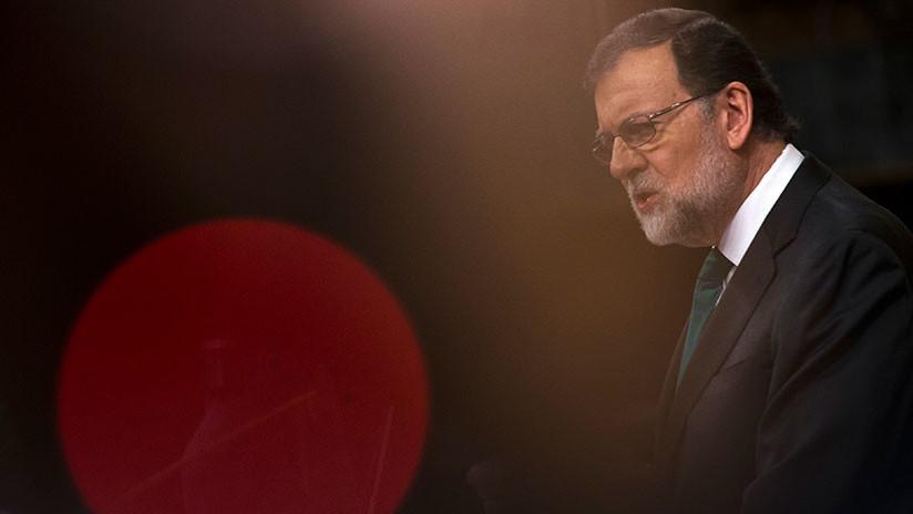 El PSOE reúne los votos suficientes para echar del Gobierno a Mariano Rajoy