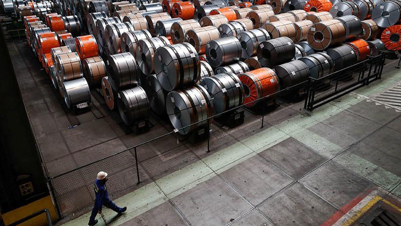EE.UU. introduce aranceles sobre el acero y el aluminio de la UE, Canadá y México