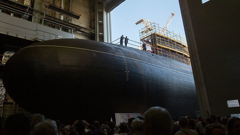El enigmático submarino Jaski aparecerá en Rusia en 2027