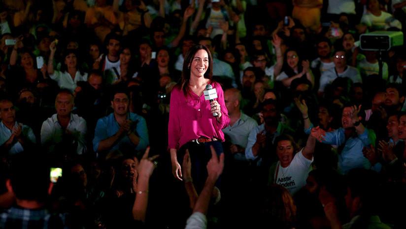 Gobernadora argentina asegura que hay muchas universidades y que los pobres no las usan