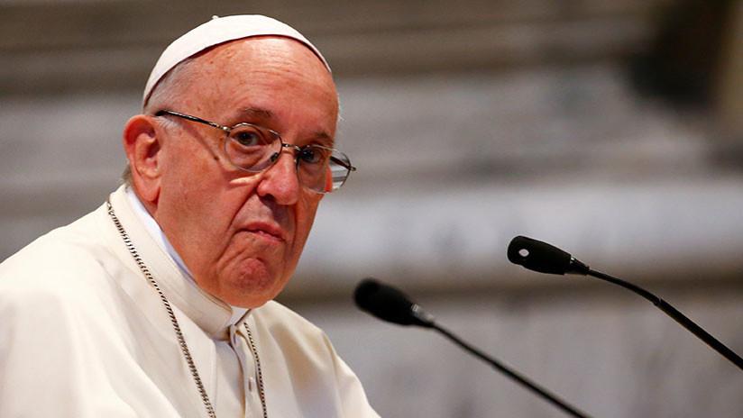 """El papa a la víctimas de abusos sexuales en Chile: """"No supimos escuchar y reaccionar a tiempo"""""""
